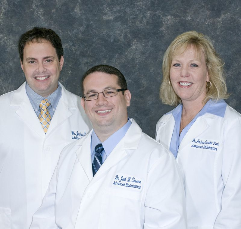Root Canal Specialists - Joshua Dembsky, Joel Chasen, Andrea Gentile-Fiori